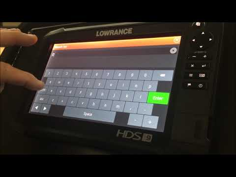 How to Update Lowrance Software Using WiFi