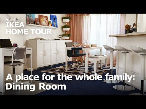 An Inviting Dining Room Makeover (Teaser) - IKEA Home Tour (Episode 409)