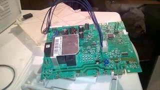 Ремонт пральної машини Electrolux і Привилег. Чому не запускається