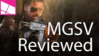 Review: Metal Gear Solid V: The Phantom Pain for Xbox One