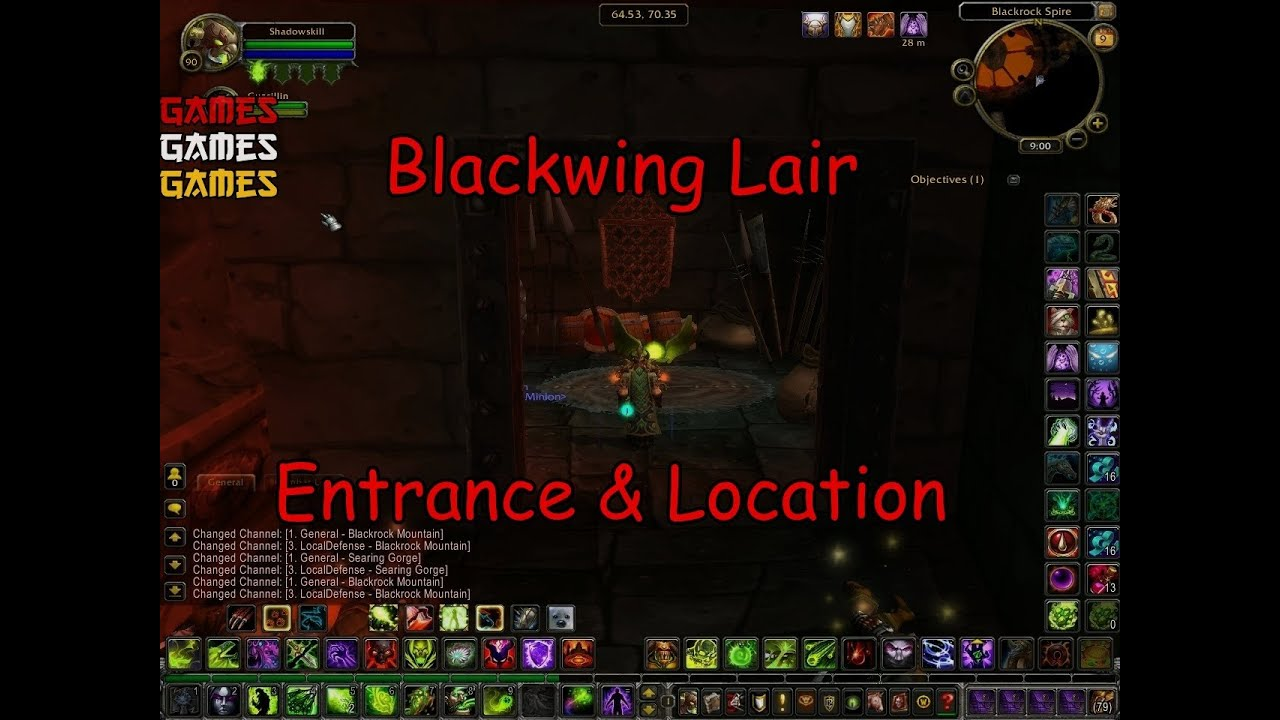 How to Farm Gold in Blackwing Lair - World of Warcraft: Battle for