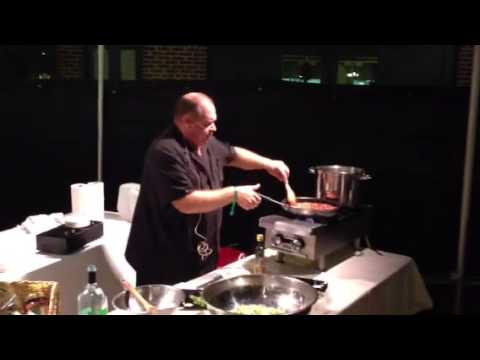Louis Lombardi Sopranos Celebrity Chef