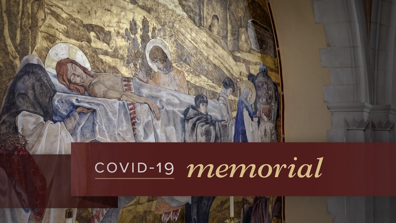 September 26, 2020: A Service of Prayer and Remembrance to for Those Lost to CoVid 19