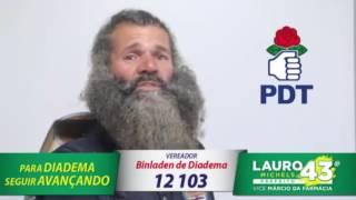 Propaganda Política - Candidatos a Vereador Engraçados - Eleições 2016