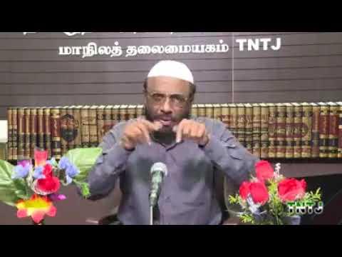 இல்மினாட்டி உண்மையா? PJ Latest speech TNTJ