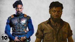 Top 10 Black Panther Villains