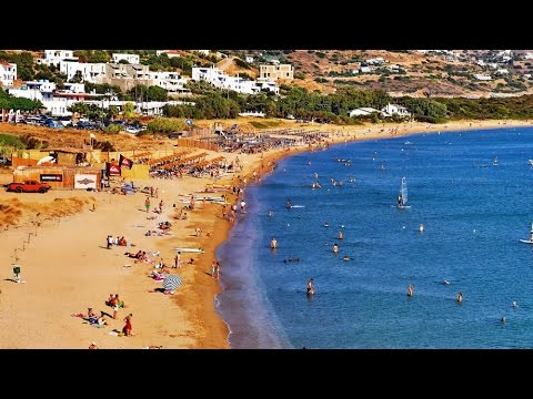 Andros Greece Agios Petros AtlasVisual YouTube