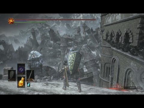 Dark Souls 3 - The Ringed City Playthrough (Part 1)