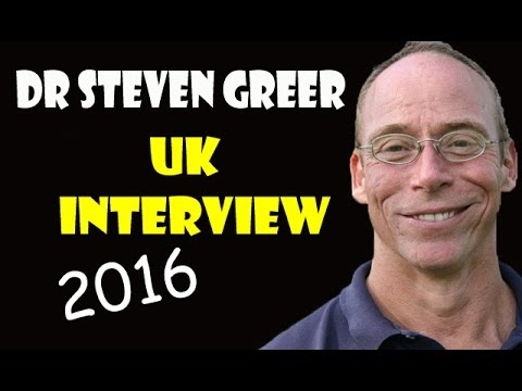 NEW) Dr Steven Greer 2016 UK Interview