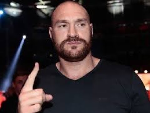 """TYSON FURY """"THE GYPSY KING"""" NOW LOOKS IN GREAT SHAPE, WHO SHOULD HE FIGHT NEXT?"""