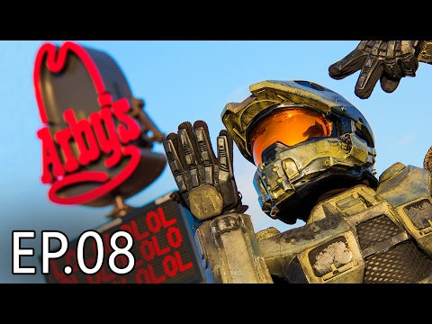 Arby's 'n' the Chief   Living With Chief Ep.08