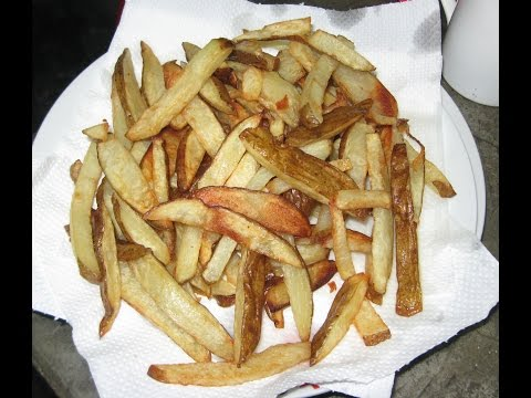 Home Cut French Fries And Fried Fish On A New Burner A Cooking With Marife Video Expat Philippines T