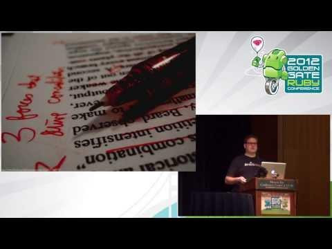 GoGaRuCo 2012 - Modern Cryptography