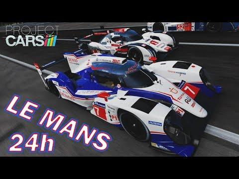 Project CARS: Le Mans 24h