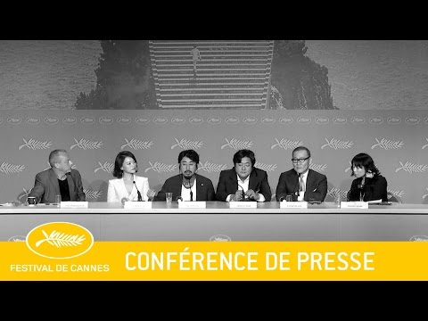 GOKSUNG  Press Conference  EV  Cannes 2016