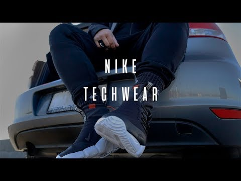 TECHWEAR the new wave of Fashion - Nike Air Footscape Utility and Tech Shield/Tech wear Review