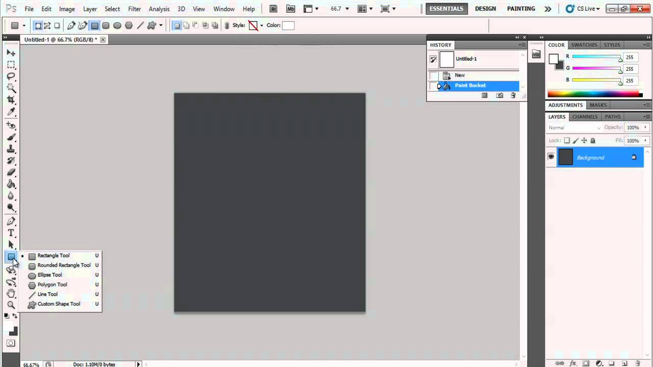 Abnehmen mit Photoshop CS3