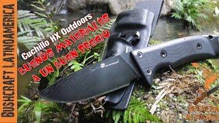 Cuchillo de Supervivencia Rock HX Outdoors