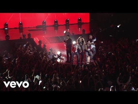 """J Balvin - Ginza ft. Nicky Jam, Felix Ortiz """"Zion"""", Farruko, Yandel"""