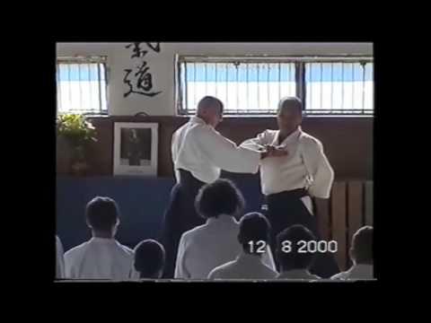 IKEDA Masatomi sensei -  Nove Zamky (Slovakia) 8/2000