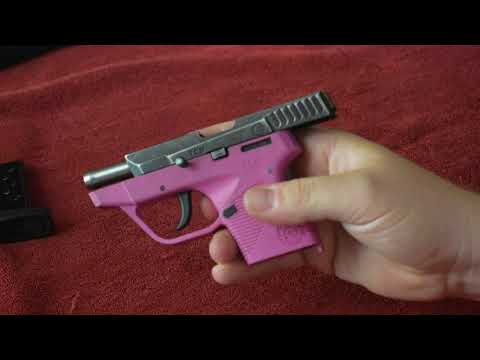 HOW TO: Breaking Down Taurus TCP .380 Handgun For Cleaning