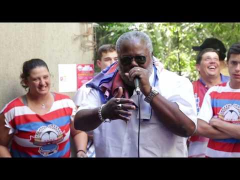 Rixxxa da Portela no pré-carnaval dos Doentes 2019
