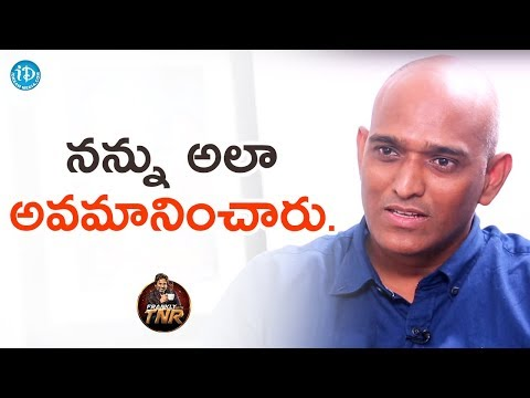 నన్ను అలా అవమానించారు - J Media Factory MD Narendhar || Frankly With TNR || Talking Movies