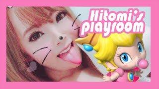 Video Hitomi's Playroom: Mario Kart 8 Deluxe! download MP3, 3GP, MP4, WEBM, AVI, FLV Juli 2018