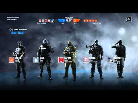 Tom Clancy's Rainbow Six® Sige |