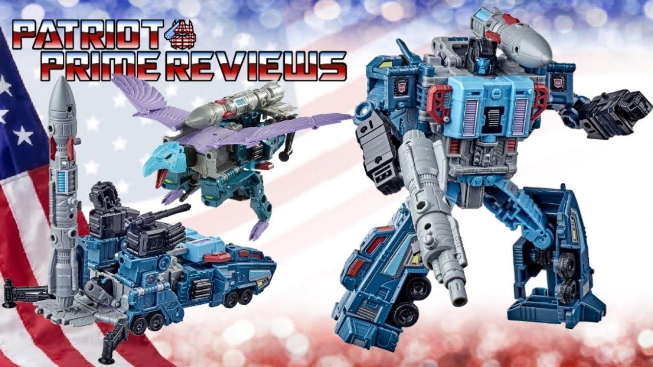 Patriot Prime Reviews Earthrise Doubledealer