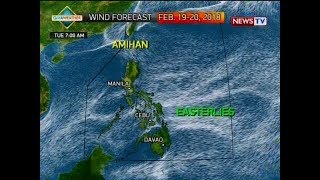 BP: Weather update as of 4:16 p.m. (February 19, 2018)
