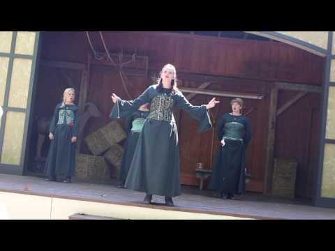 Daughters of Ireland- Boudicea/ Battle of Watling Street