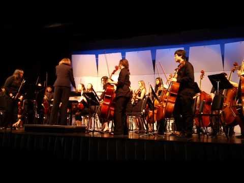 Boston Latin School Orchestra at Lowell Mason Auditorium dedication 040211.MP4