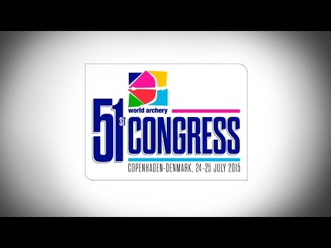 Congress 2015 Live  Session 1: Opening and Governance Reports