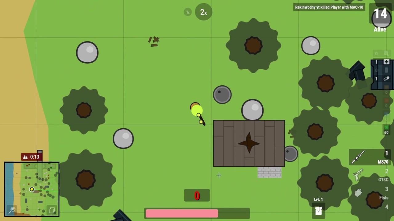 Surviv Io Unblocked How To Play Survive Io Survivio