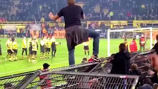 BVB vs. Werder , Dormund enttäuschte Fans