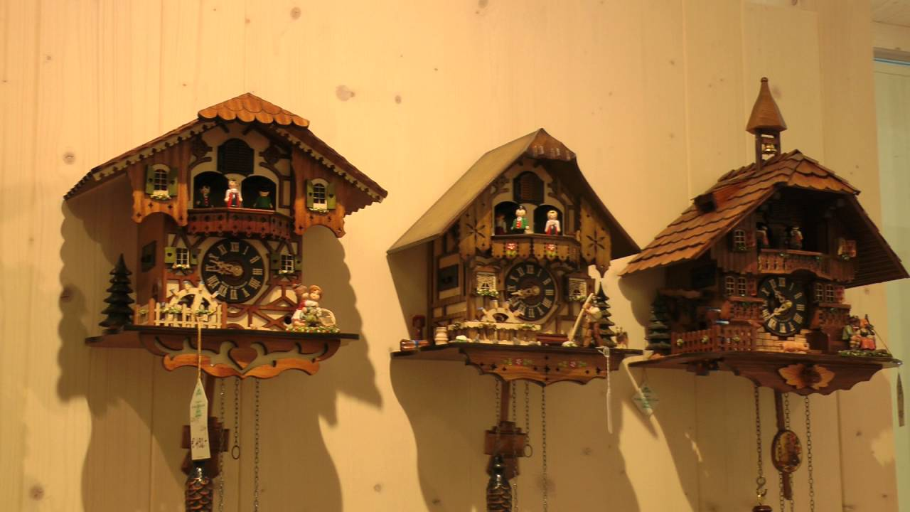 cuckoo clocks hofgut sternen black forest germany - Black Forest Cuckoo Clocks