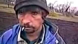 Ромаcа Ландик избивает дедушку (Полная версия)