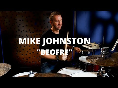 Meinl Cymbals Mike Johnston