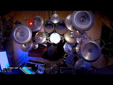 #54 System Of A Down - Inner Vision - Drum Cover