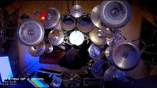 54 System Of A Down - Inner Vision - Drum Cover