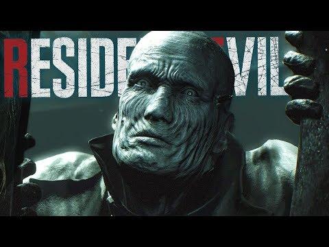 Hallo Mr. X ☣ 🧟♂ Resident Evil 2 (Remake / Claire) #007 [Lets Play Deutsch]