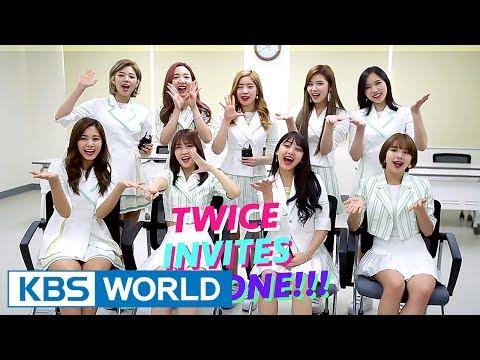 [2017 K-Pop World Festival] Message from TWICE!!!