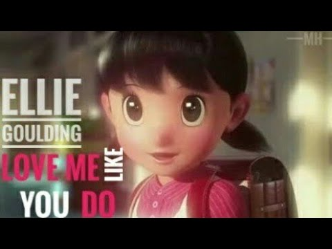Ellie Goulding - Love Me Like You Do ❤Nobita And Sizuka❤