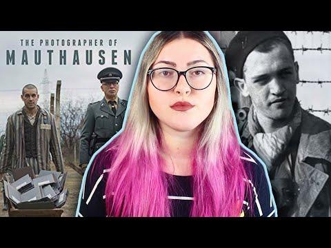 O holocausto pelo olhar d'O FOTÓGRAFO DE MAUTHAUSEN 🎬