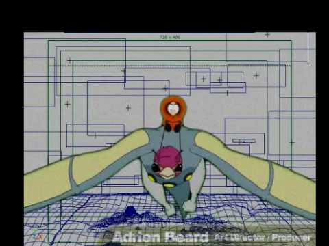 South Park - Behind The Scenes - Major Bobbage Part 3.avi