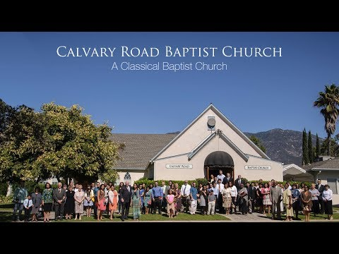 Southern California Christians – Acts 17.2 | Calvary Road Baptist Church