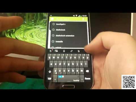 Полный обзор клавиатуры TouchPal X для Android устройств