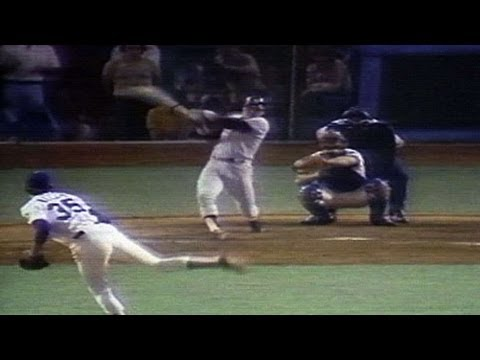 1978 WS Gm2: Welch sits down Reggie in epic at-bat