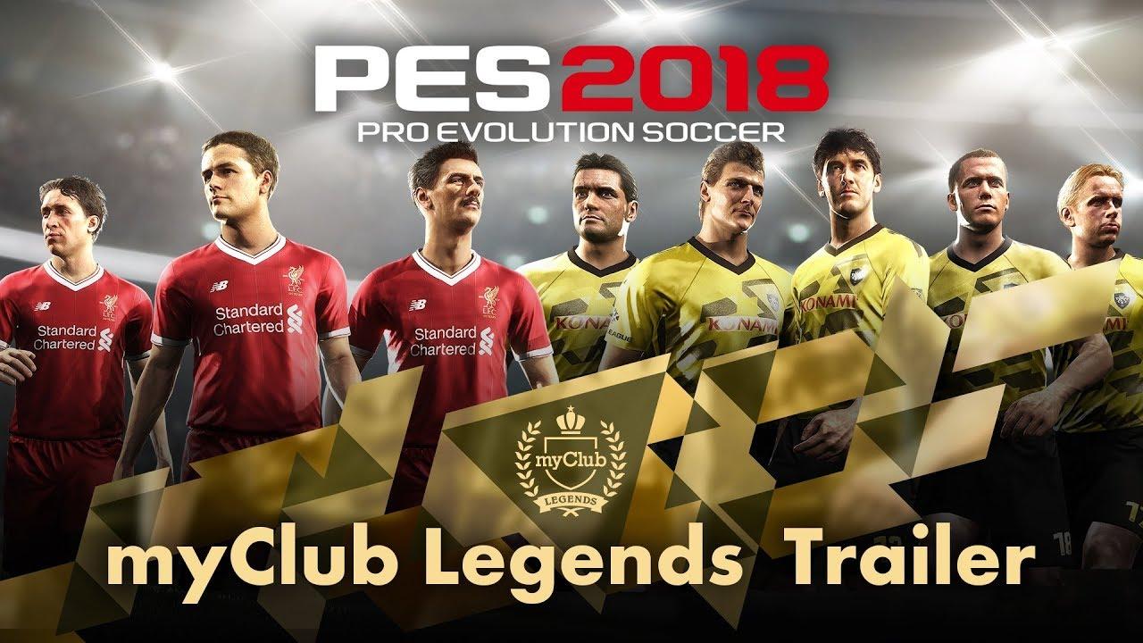 Arsenal Live Wallpaper Hd Pes 2018 Legends Trailer Youtube